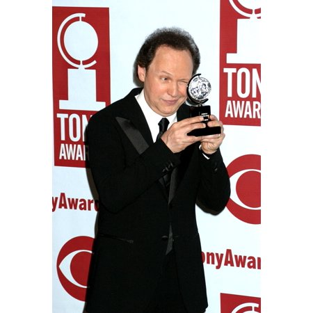Billy Crystal In The Press Room For American Theatre WingS Antoinette Perry 2005 Tony Awards The Rainbow Room New York Ny June 05 2005 Photo By Rob RichEverett Collection Celebrity