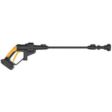 Worx Cordless HydroShot Power Nozzle, 20V Li-ion (2.0Ah), 5hr Charger, 320PSI, .53GPM