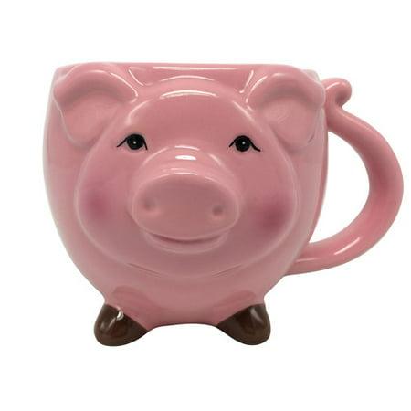 Ceramic Pig Mug Walmart Com