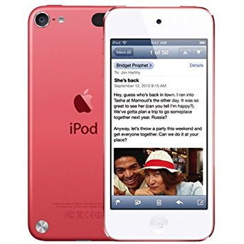 Apple iPod Touch 5th Generation 16GB Pink, Like New -No R...