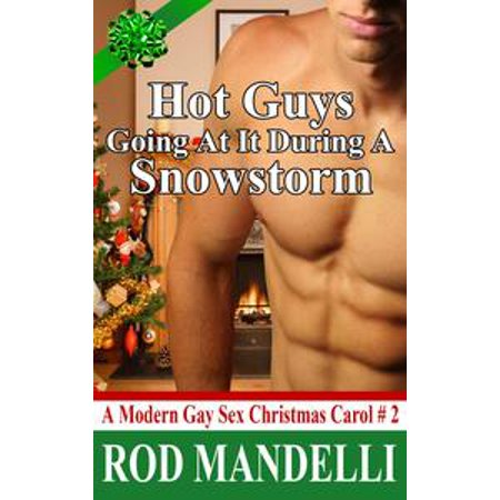 Hot Guys Going at it During a Snowstorm - eBook - Hot Hippie Guys