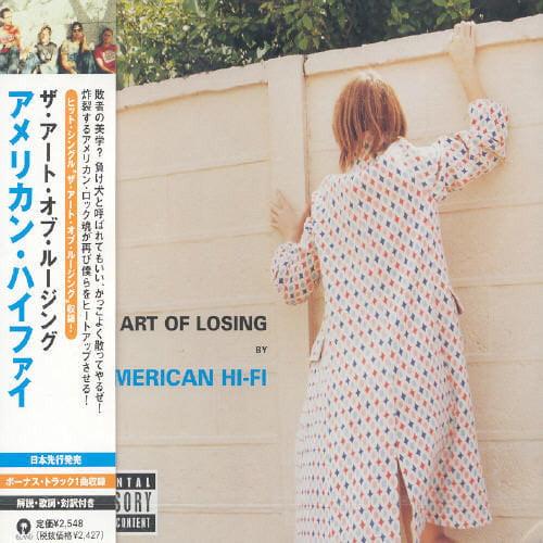 American Hi-Fi - Art of Losing [CD]