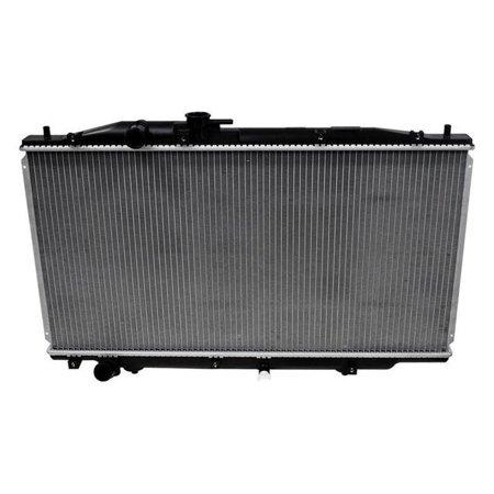 Denso 221-3230 Engine Coolant Radiator for 2003-2007 Honda Accord