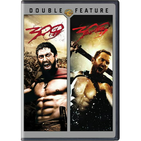 300 / 300: Rise of an Empire (DVD) - The 300 Movie