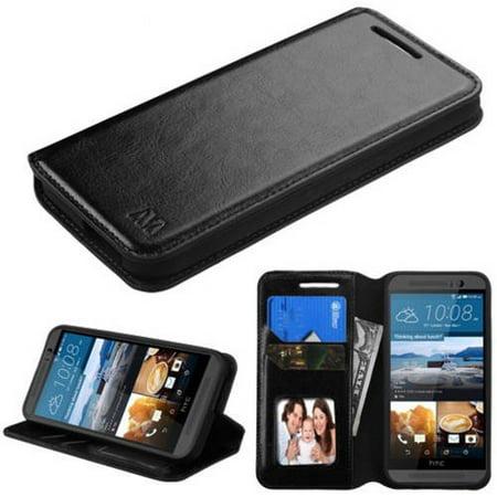 HTC One M9 Mybat MyJacket Wallet Case (Htc One E9 Vs Htc One M9)