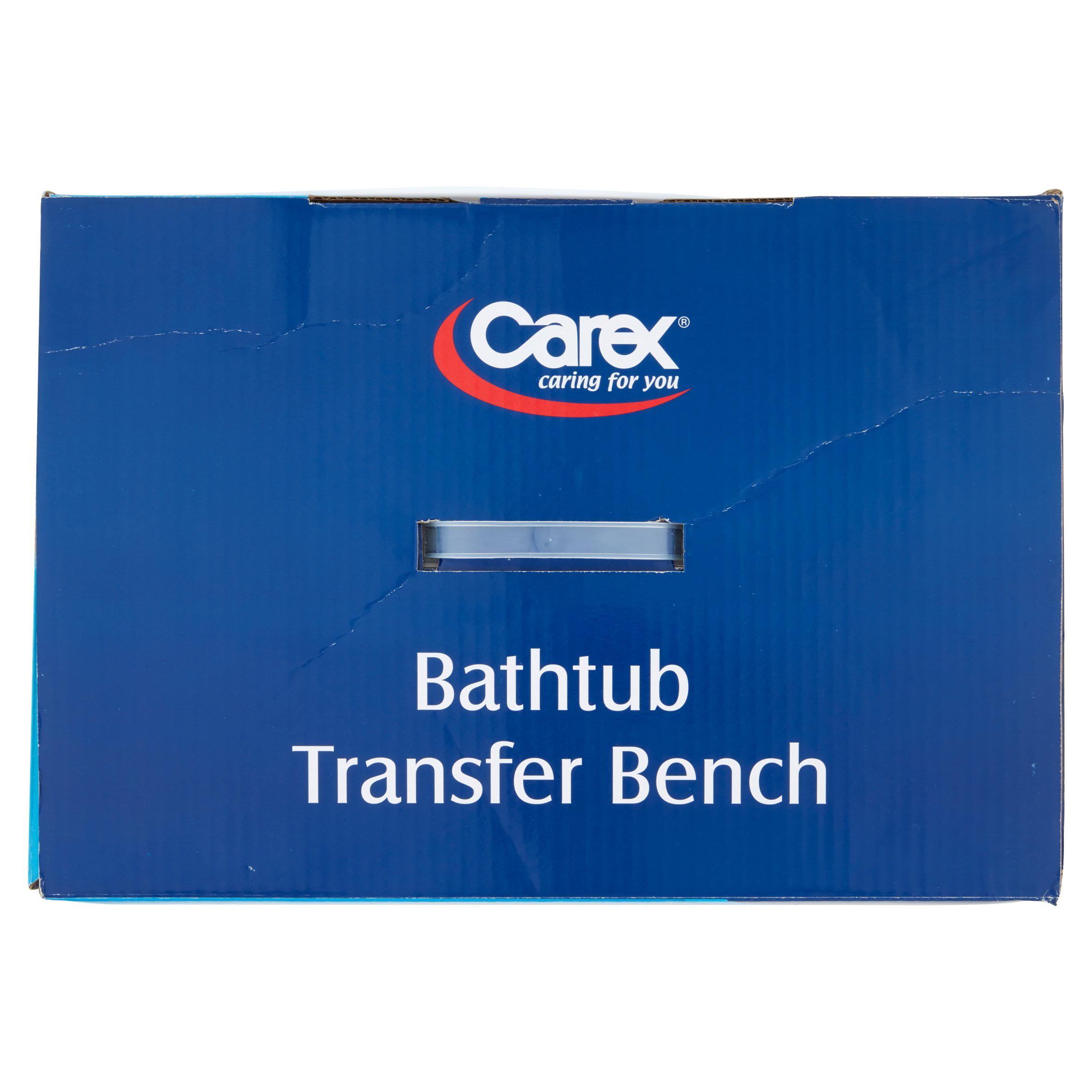 Carex Transfer Bench - Walmart.com