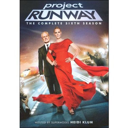 Project Runway  The Complete Sixth Season  Full Frame