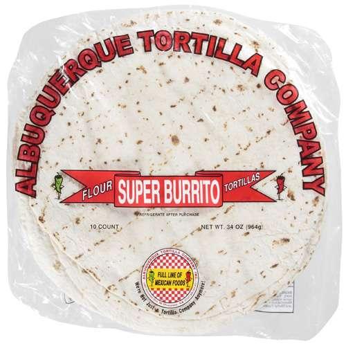 how to make burrito tortillas