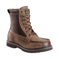 "Men's Carolina CA2106 8"" Waterproof 4x4 Moc Toe Work Boot"