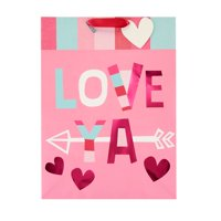 Hallmark Oversized Valentine's Day Gift Bag (Love Ya)