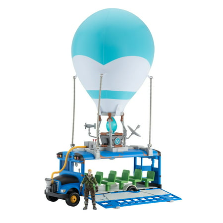 Fortnite Battle Bus Deluxe Vehicle
