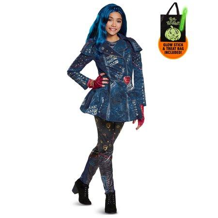 Disney's Descendants 2: Evie Deluxe Isle Look Child Costume 14-16 Treat Safety Kit](Costume Supercenter Canada)