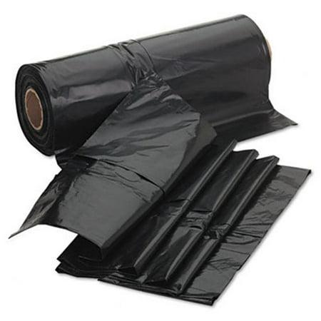 Industrial Drum Liners  Rolls  2.7mil  38 x 63  Brown  1 Roll of 50/ctn