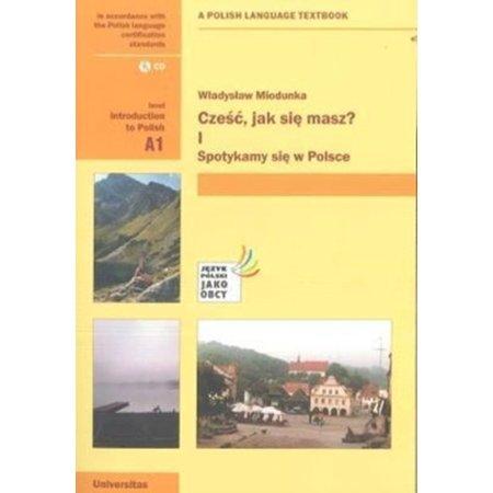 Czesc, Jak Sie Masz? Level A1: Introduction to Polish. With Free Audio (Audio Cd Maker)