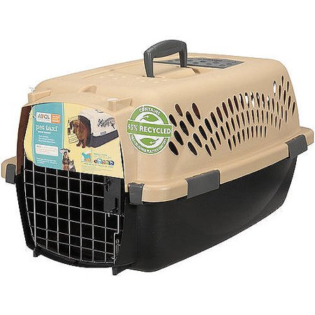 Shopping for Dog Crates & Dog Carriers Sam's club has a great many options for crates and carriers for your dog. Many people want to travel with their dogs, but don't want to use conventional crates and carriers that will keep their pet confined.