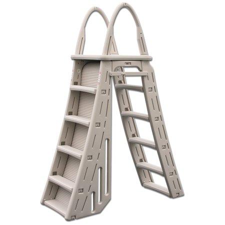 Confer A Frame Adjustable Roll Guard Safety Above Ground