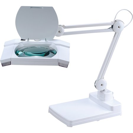 Artiva USA Professional Fluorescent Magnifying Table (Glass Fluorescent Lamp)