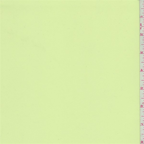 Sunny Lime Polyester Lining, Fabric By the Yard