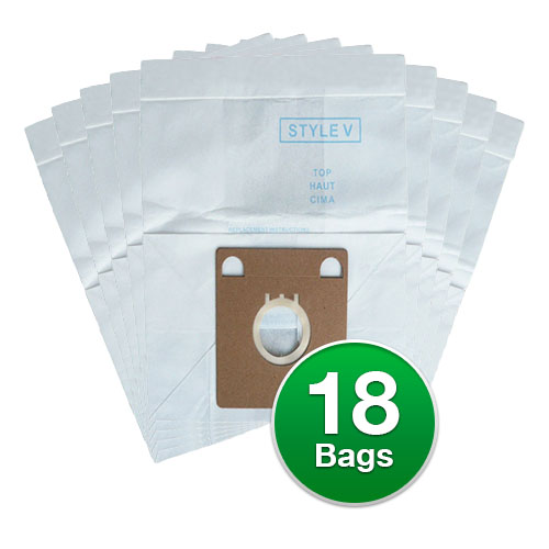 Replacement Vacuum Bags for Eureka 52358AA-6 / 52358B Typ...