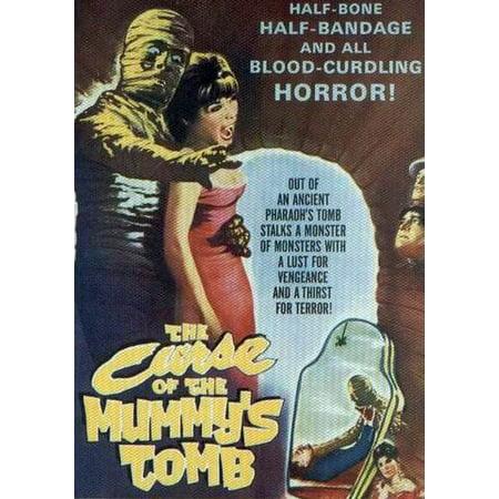 The Curse of the Mummy's Tomb (Vudu Digital Video on (The Curse Of The Mummys Tomb 1964)