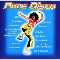 Pure Disco / Various (CD)