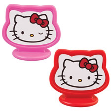 Hello Kitty Cupcake Toppers - Johnny Cupcakes Hello Kitty Halloween