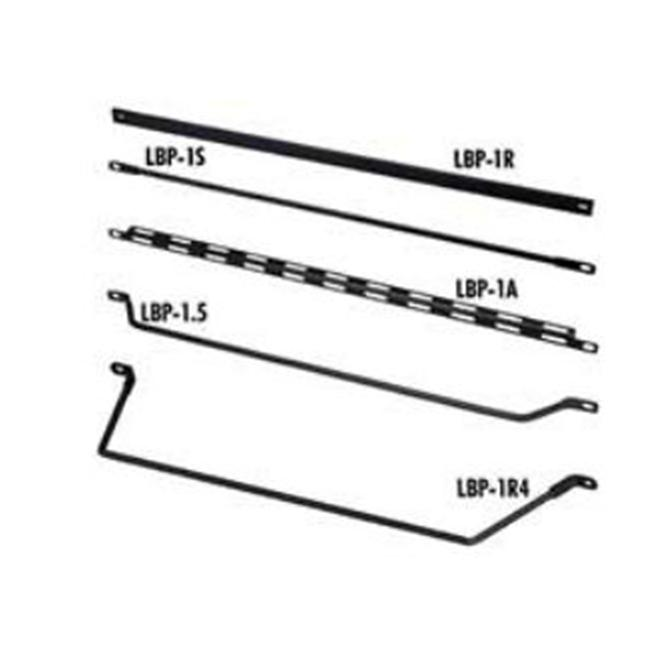 Middle Atlantic LBP1A L Shaped Lacing Bar  10 Pack