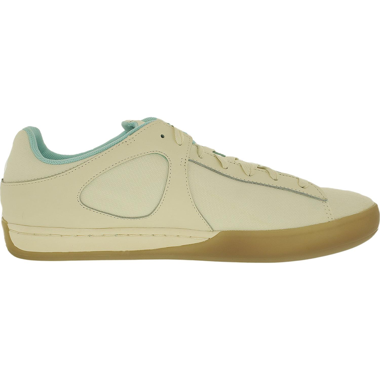 553f69725e14bc Puma Men s Mcq Step Lo Whisper White Ankle-High Canvas Fashion Sneaker -  11.5M