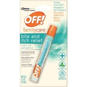 Off 75053 0. 5 oz.  Family Care Bite & Itch Relief