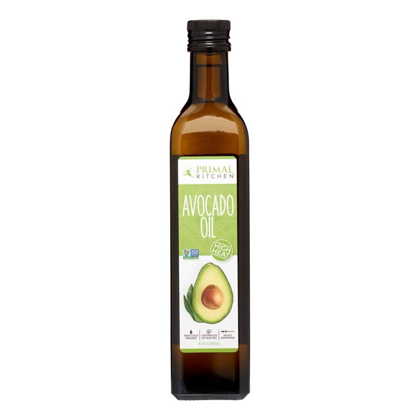 Primal Kitchen First Cold Pressed Avocado Oil, 16.9 Fl Oz, 1 Count