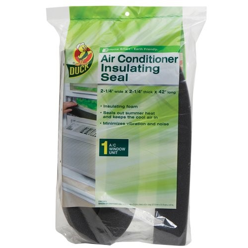 Duck Brand Window Air Conditioner Insulating Seal