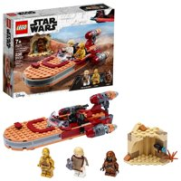 LEGO Star Wars: A New Hope Luke Skywalker?s Landspeeder 75271 Building Kit, Collectible Set (236 Pieces)