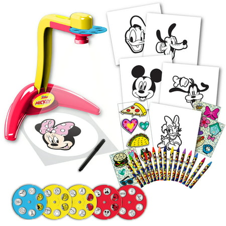 Disney Jr. Tracing Projector by Tara Toys