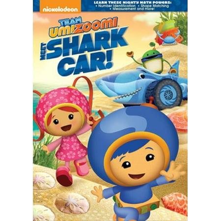 Team Umizoomi: Meet Shark Car (DVD) (Team Umizoomi Party Supplies)