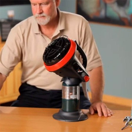 Mr. Heater 3800 BTU Indoor Outdoor Portable Little Buddy Propane Heater (2 Pack)