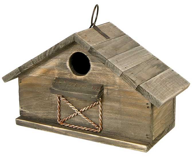 Stable Birdhouse by Carson Home Accents
