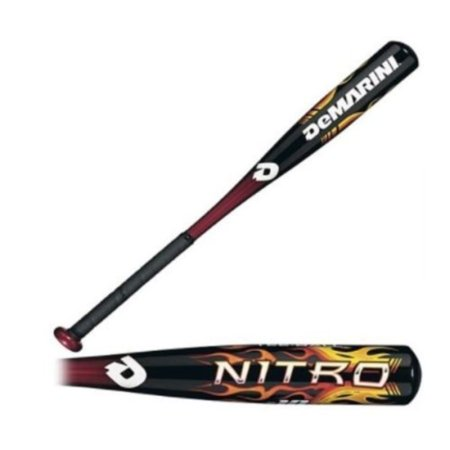 DeMarini Nitro Youth T-Ball Bat, 26