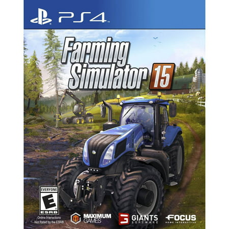 Farming Simulator 15 - PlayStation 4 (Best Controller For Euro Truck Simulator 2)
