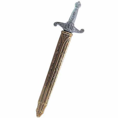 Excalibur Sword Adult Halloween Costume - Musketeer Sword