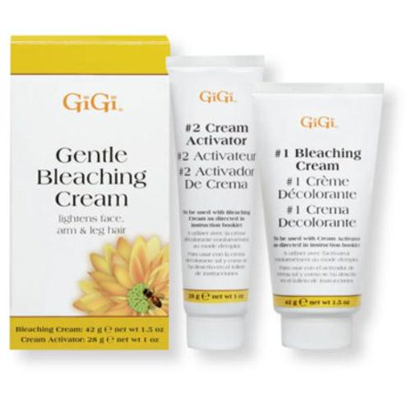 Gigi Wax 0440 0440- Gentle Bleaching Cream