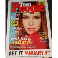 Jennifer Love Hewitt - Teen People Inaugural Magazine Poster Poster Print