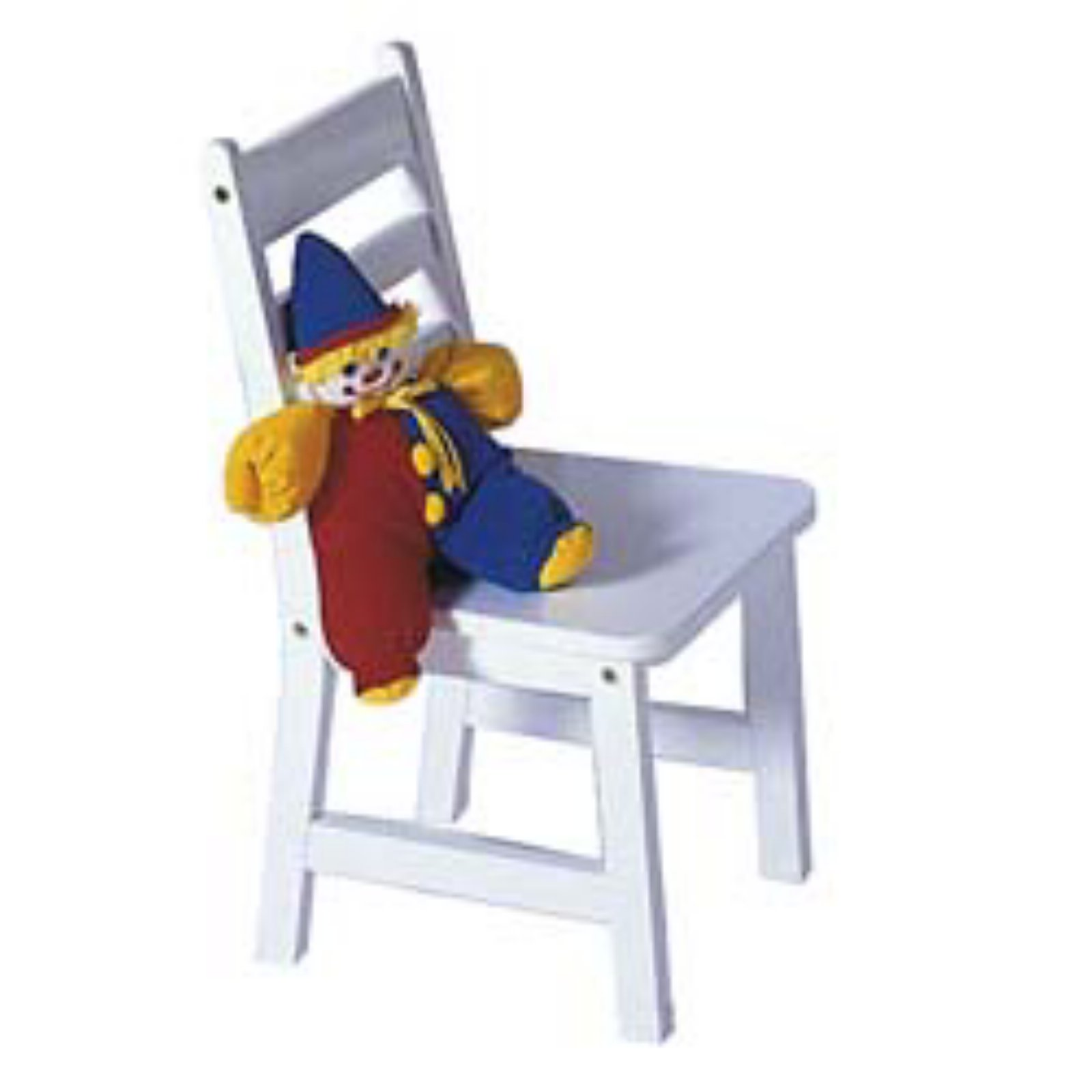 Lipper Extra Set of 2 Childrens Chairs