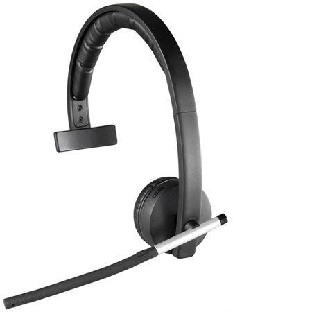 57c9d2597a0 Logitech Wireless Headset Mono H820e 981-000511