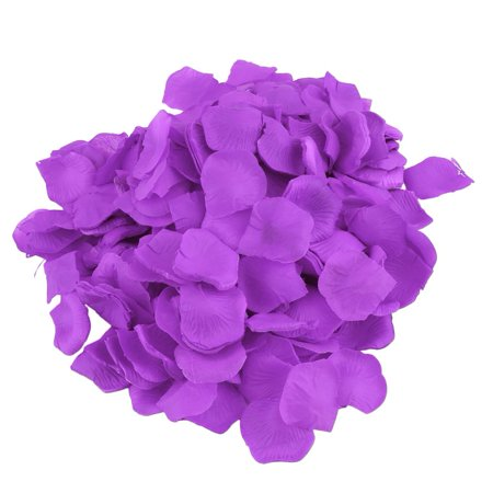 3000 Pcs Durabel Artificial Flowers Romantic Silk Rose Petals Table