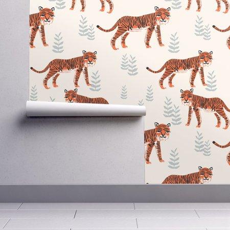 - Peel-and-Stick Removable Wallpaper Childrens Children Childrens Illustration