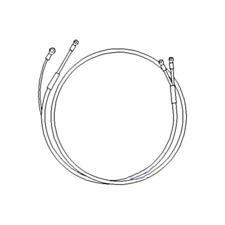 363508R91 New Rear Light Harness Made to fit Case-IH