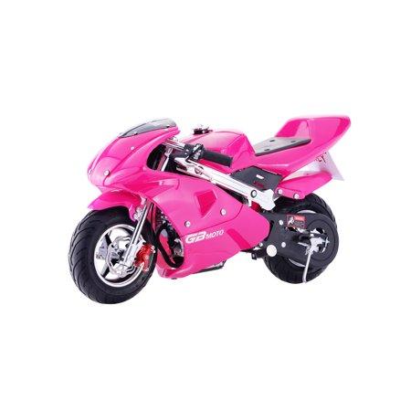 Stroke Super Pocket Bike (4-Stroke 40CC Kids Mini Gas Pocket)