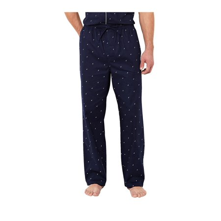 Logo Print Pajama Pants