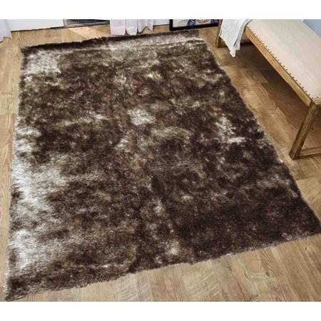 Shag Shaggy Fuzzy Fluffy Fuzzy Plush Solid Soft Area Rug