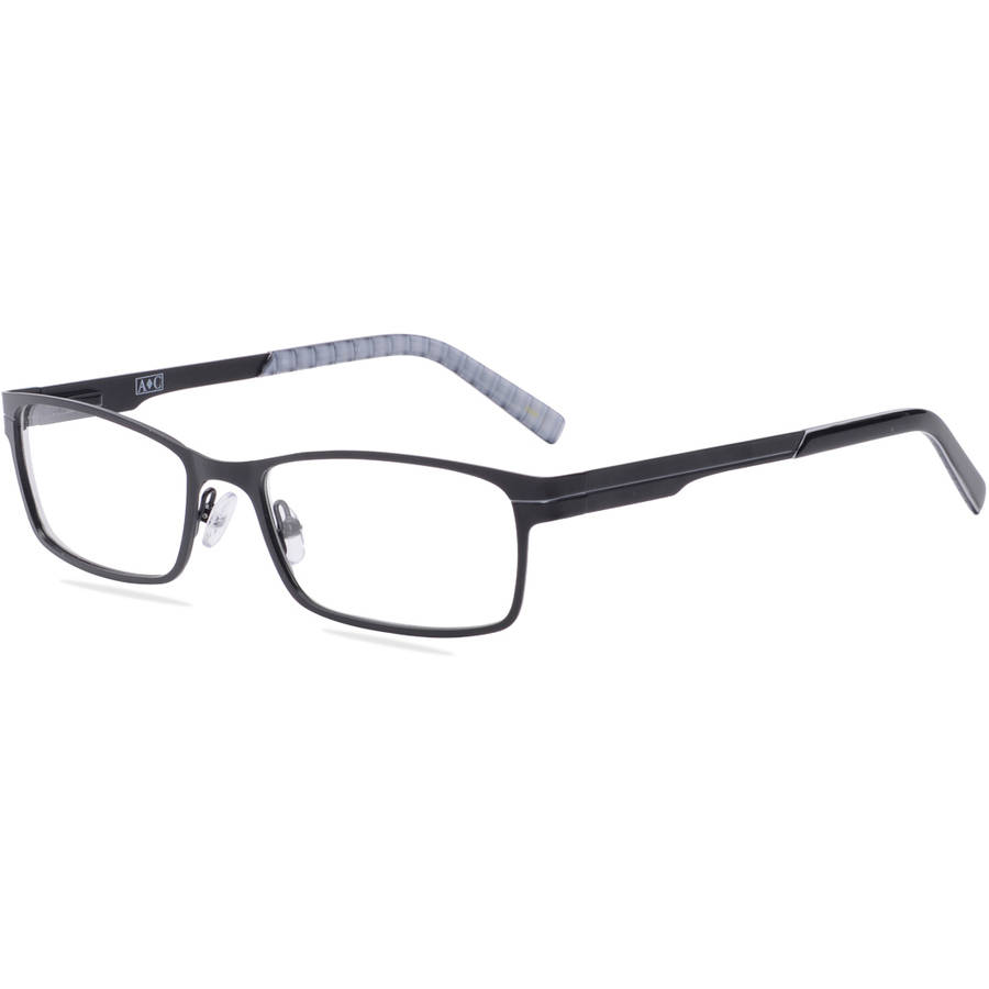 american classics mens prescription glasses bix black walmartcom